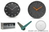 Minimalistyczne zegary marki Leff