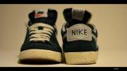 czarne buty nike