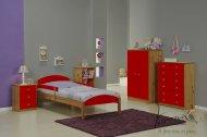 wnętrze sypialni