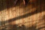 Drewniany parkiet