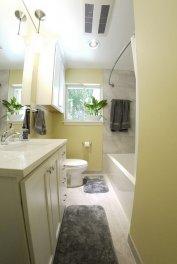 Domowa łazienka