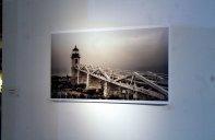zdjęcie w ramce na ścianie