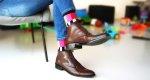 skarpetki męskie kolorowe socktok